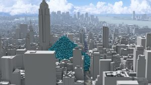 Urban emissions